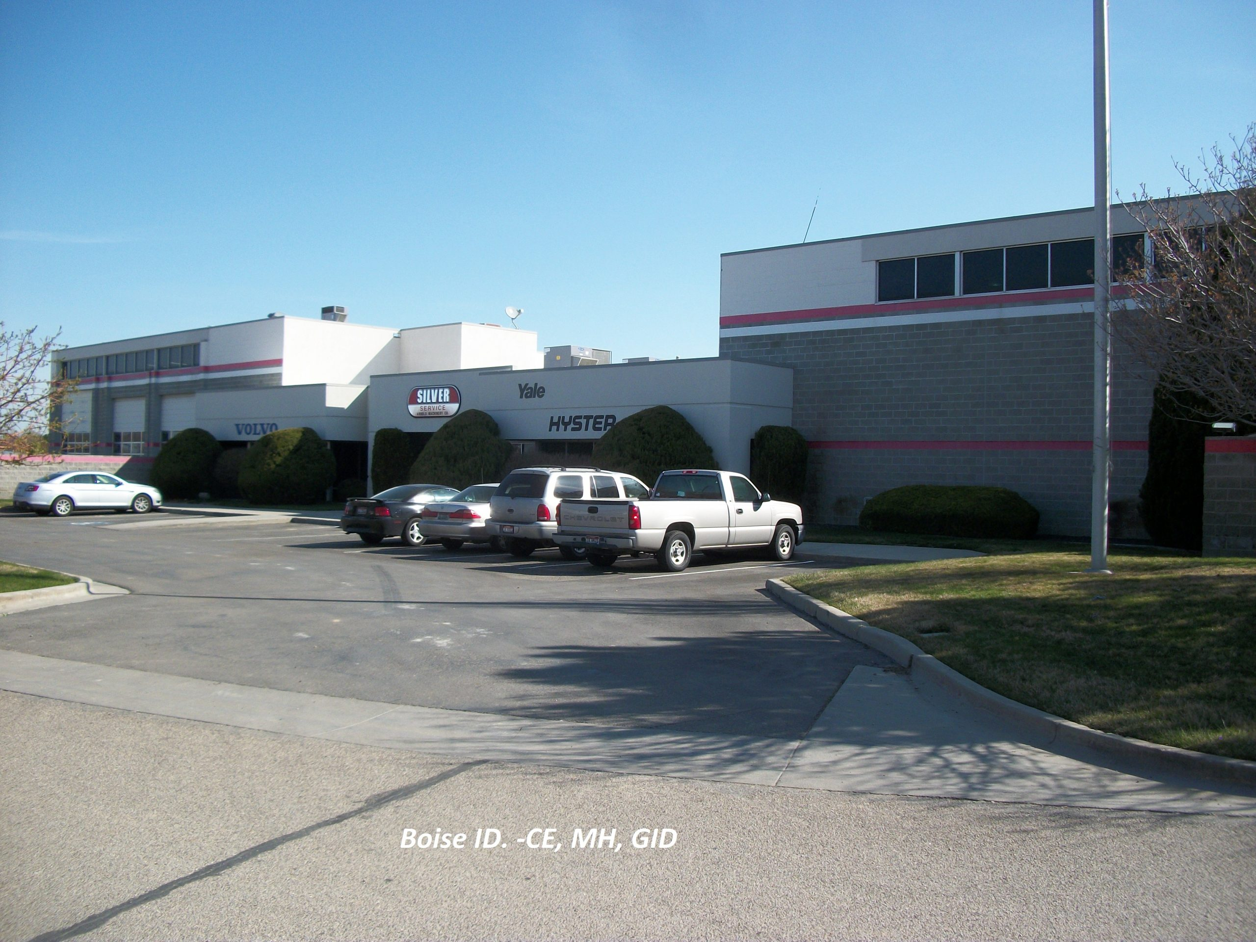 Arnold Machinery Boise Idaho Location