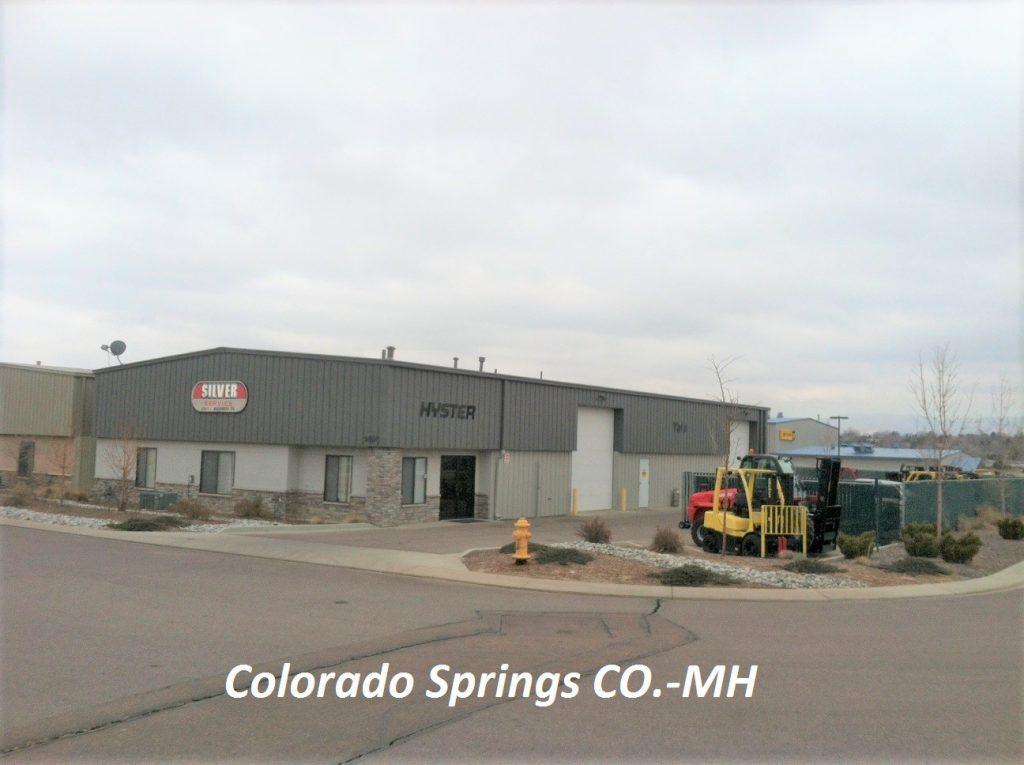 Arnold Machinery Colorado Springs