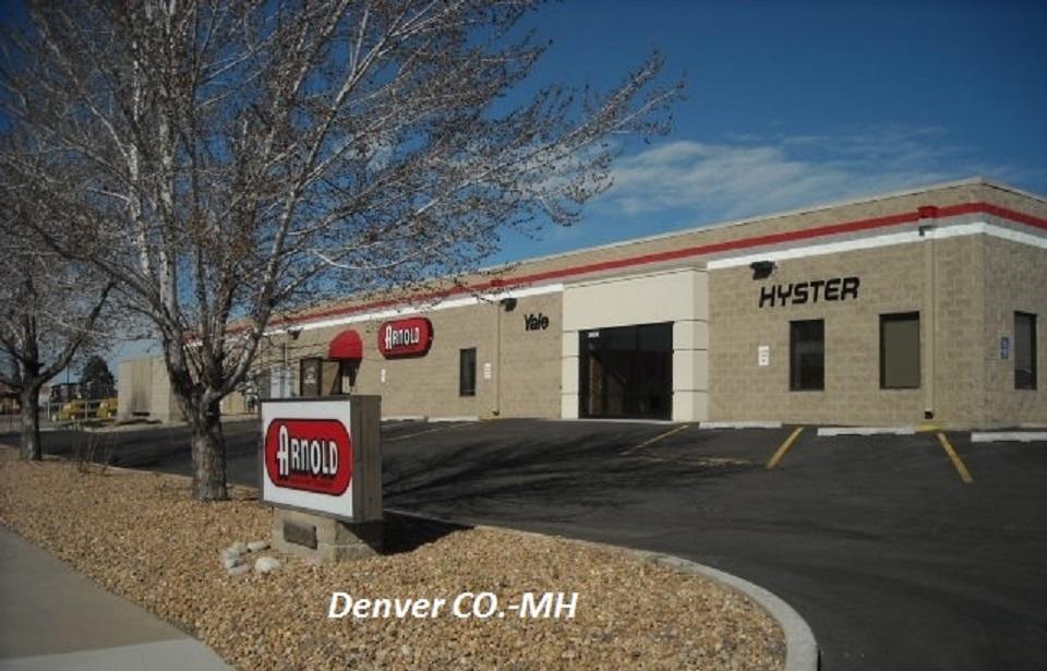 Arnold Machinery Denver location