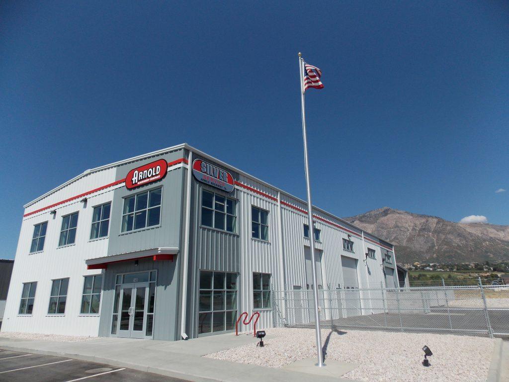 Arnold Machinery Ogden Utah