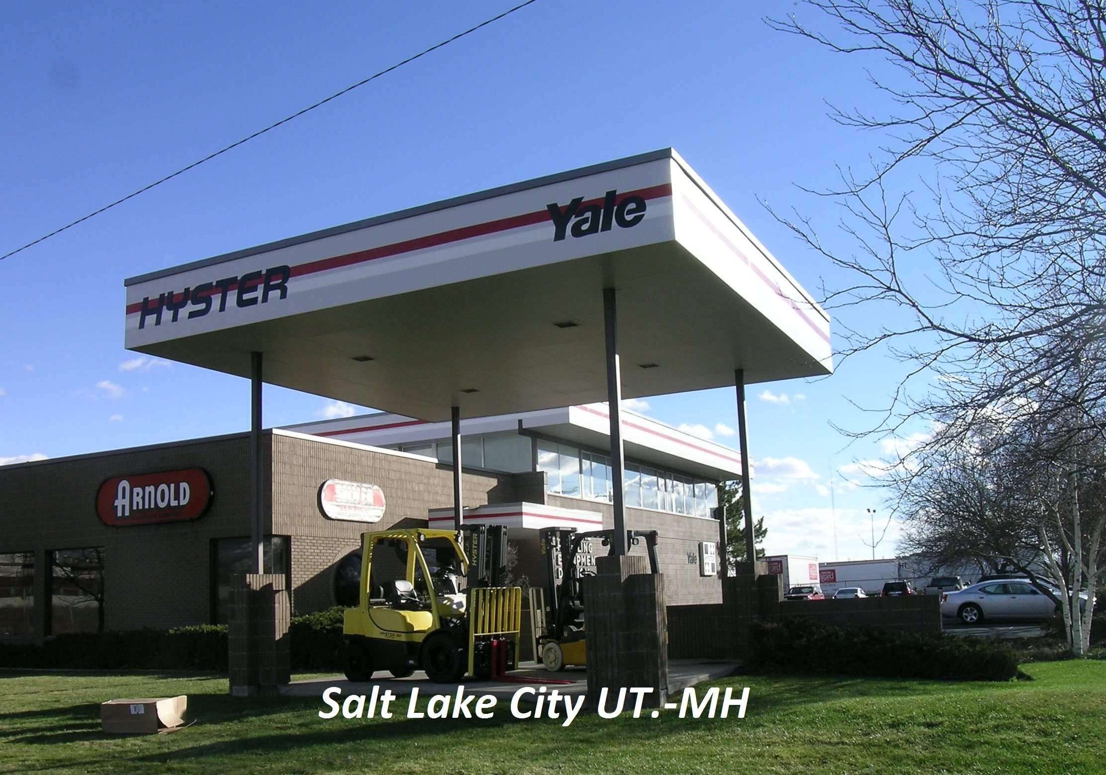 Arnold Machinery Salt Lake City Location