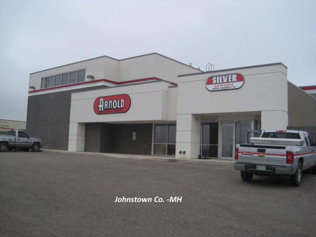 Arnold Machinery Johnstown Colorado