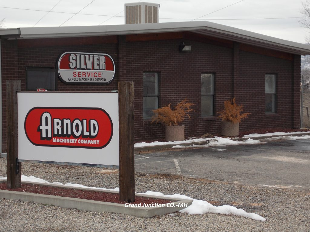 Arnold Machinery Grand Junction
