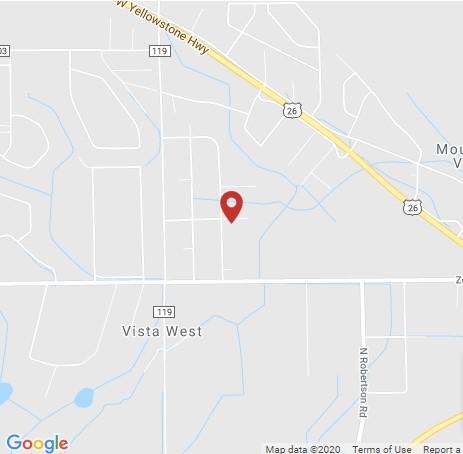 Arnold Machinery Casper Wyoming on map