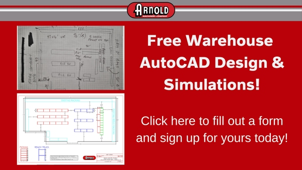 Arnold Machinery AutoCad Ad